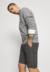 Only & Sons - ONSMARK - Shorts - dark grey melange - 3
