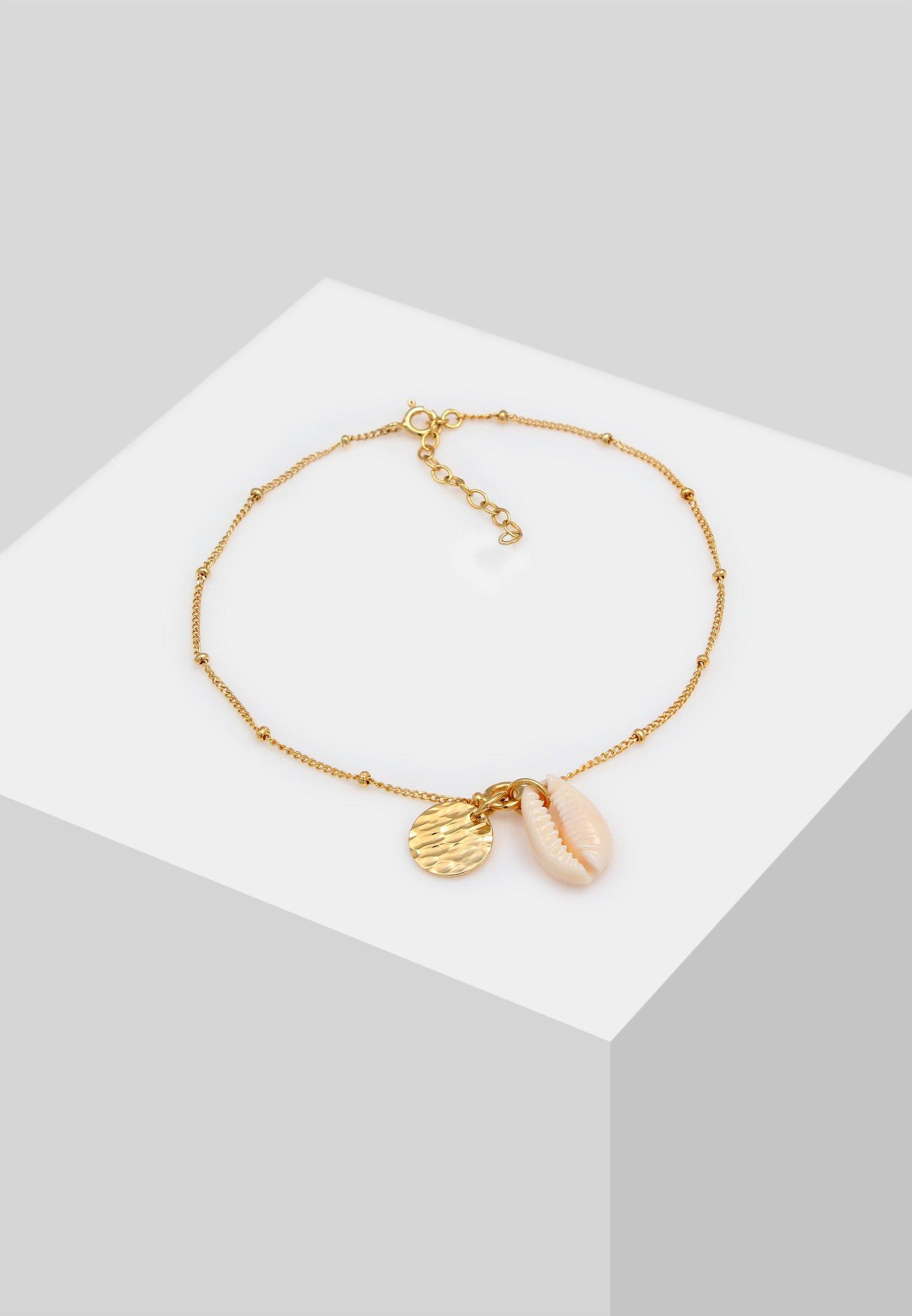 Femme SHELL PLATE VINTAGE - Bracelet