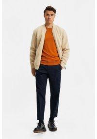 WE Fashion - Fleece jacket - beige - 1