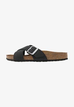 SIENA - Domácí obuv - black