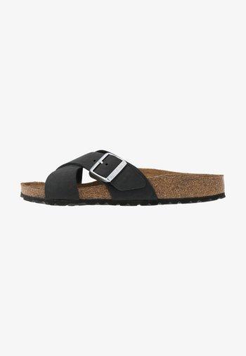 SIENA - Slippers - black