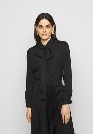 ERELLA - Button-down blouse - black
