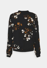 Vero Moda Tall - VMANNIE BOMBER TALL - Bombejakke - black/hallie - 1