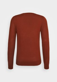 Tiger of Sweden - NICHOLS - Pullover - rust red - 1