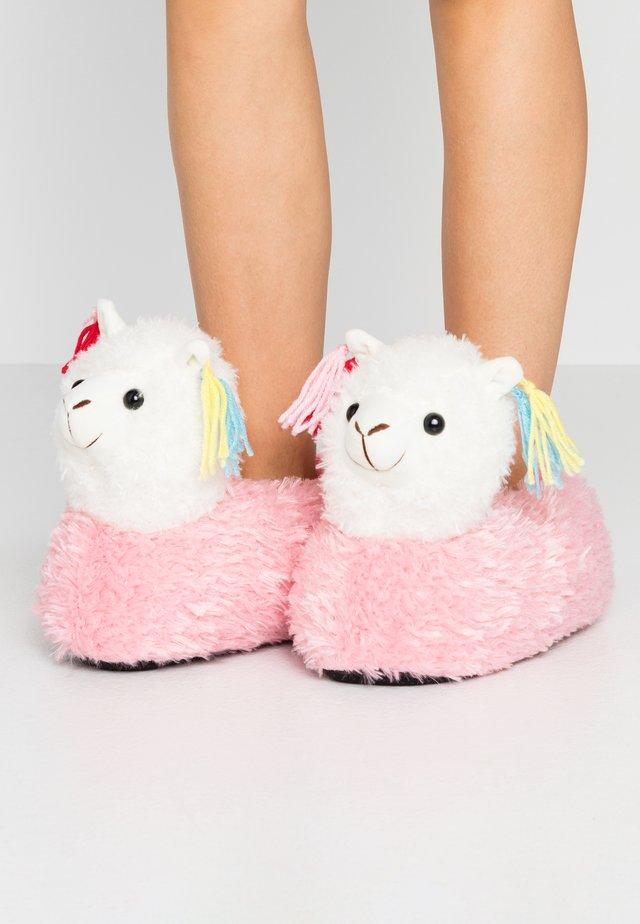Pantofole - pink