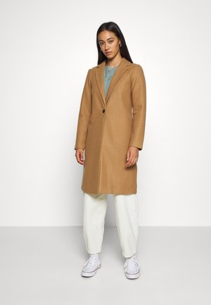 ONLAGNES COAT - Classic coat - toasted coconut