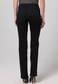 MAC Jeans - MELANIE - Straight leg jeans - schwarz - 7