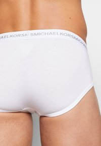 Michael Kors - SUPREME TOUCH BRIEF 3 PACK - Underbukse - white - 3