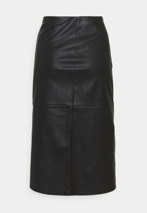 BETHAN MIDI SKIRT - Pencil skirt - black