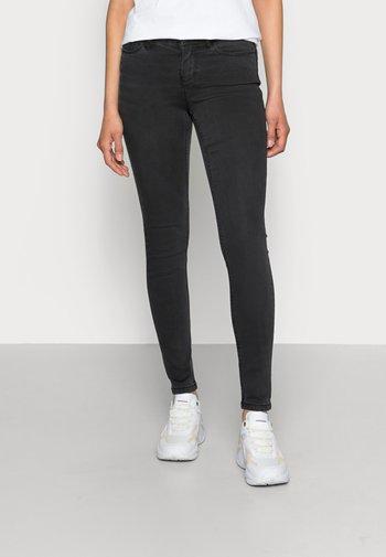 VICOMMIT FELICIA - Slim fit jeans - black