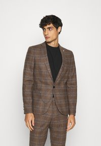 Twisted Tailor - PETTIS SUIT - Suit - brown - 3