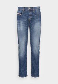 Diesel - D-VIKER - Straight leg jeans - 09a92 01 - 3