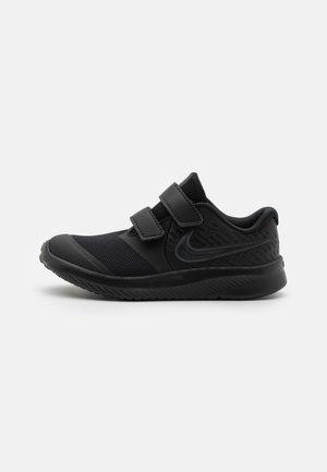 STAR RUNNER 2 UNISEX - Chaussures de running neutres - black/anthracite/volt