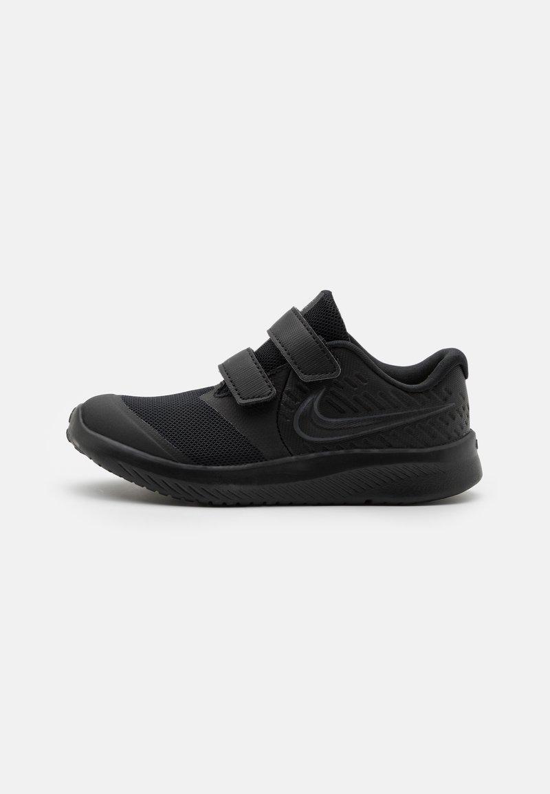 Nike Performance - STAR RUNNER 2 UNISEX - Hardloopschoenen neutraal - black/anthracite/volt