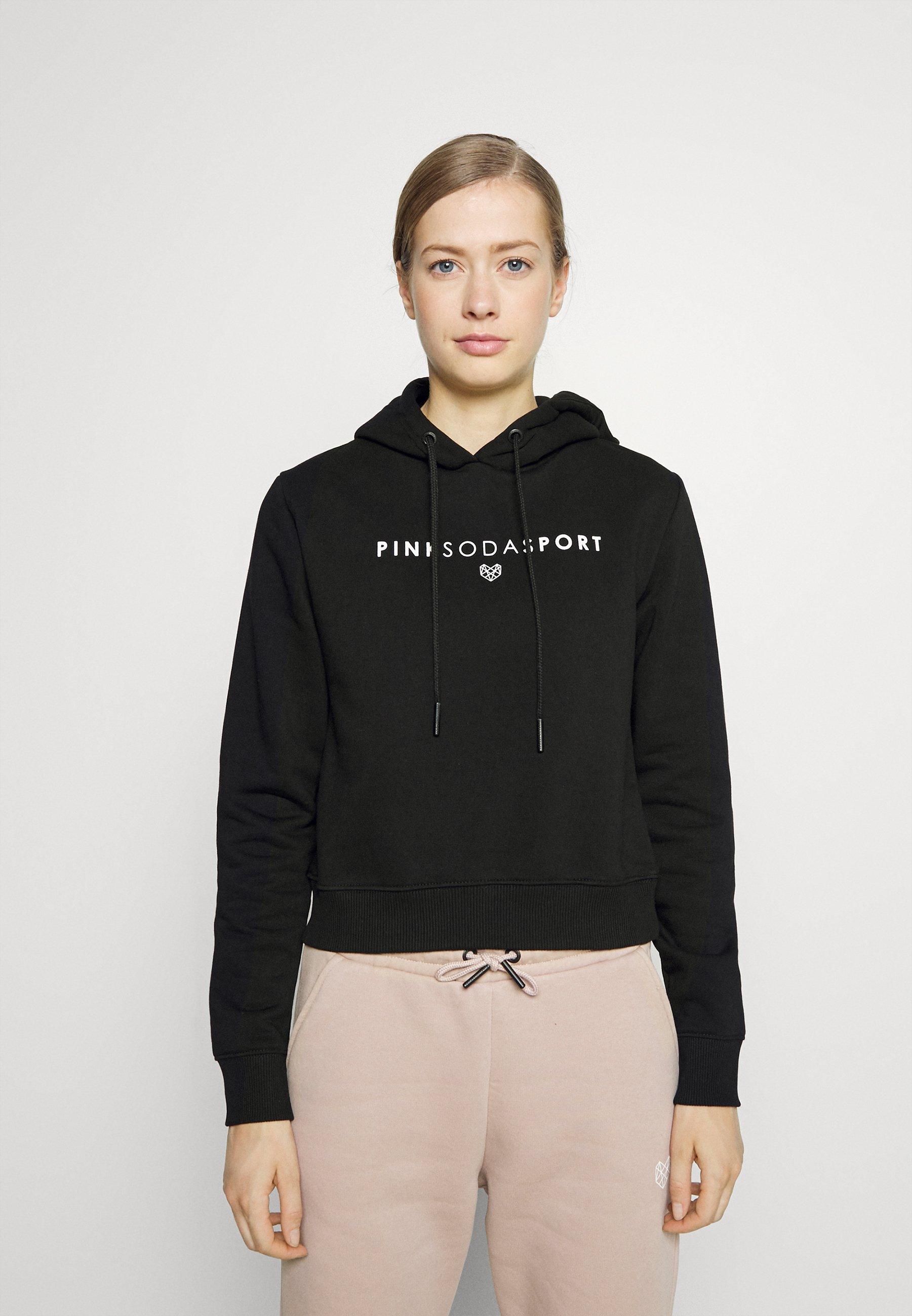 Women WINNE CROP HOODIE - Sweatshirt