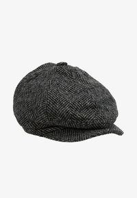 Burton Menswear London - HERRINGBONE BAKER - Beanie - grey - 4
