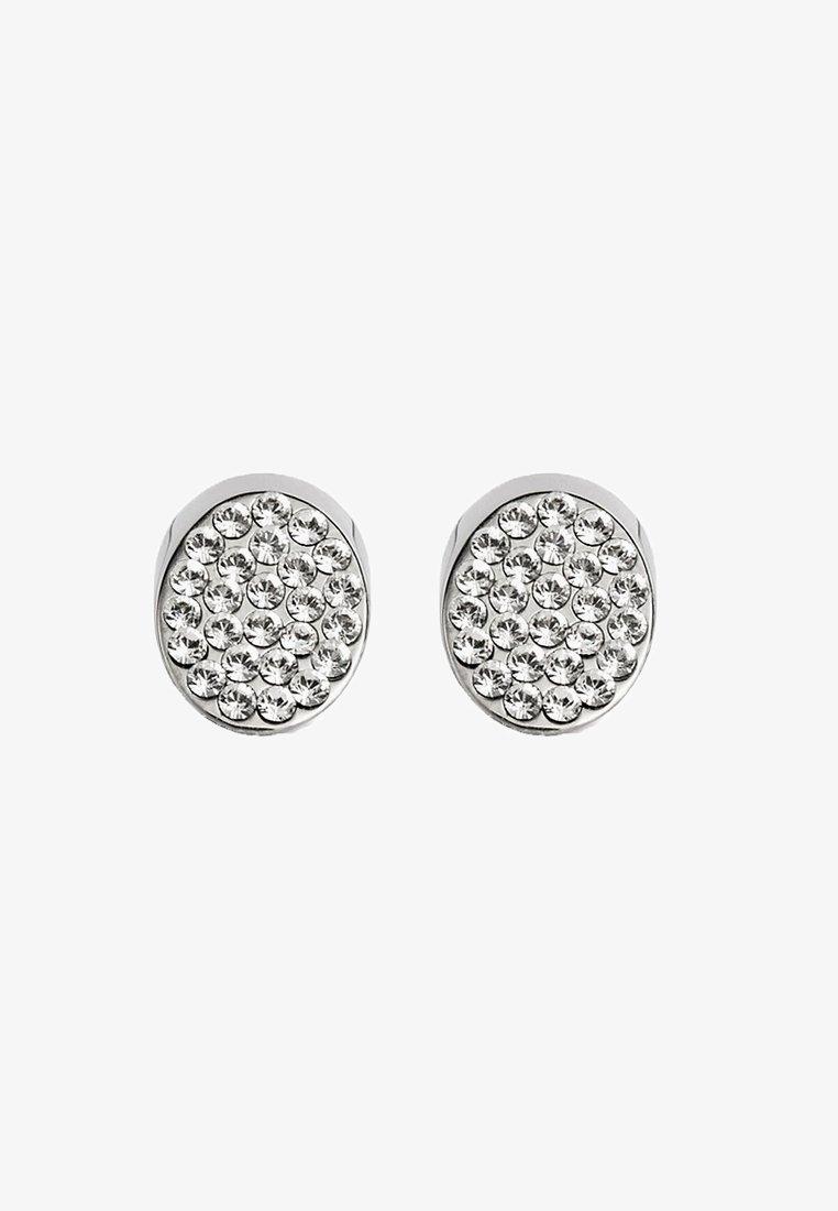 Calvin Klein - Earrings - silver-coloured