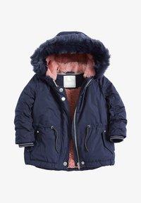 Next - Winter jacket - blue - 0