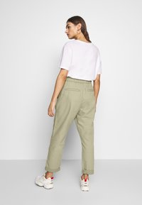 Cotton On - PAPERBAG UTILITY - Broek - tea - 2