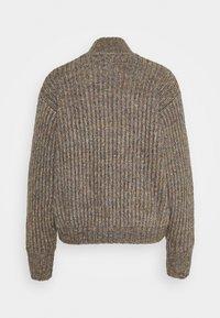 KARL LAGERFELD - SIGNATURE SOUTACHE SWEATER - Pullover - multi - 1