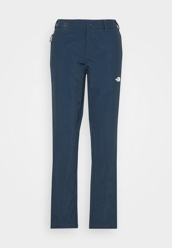 WOMENS QUEST PANT - Trousers - blue wing teal