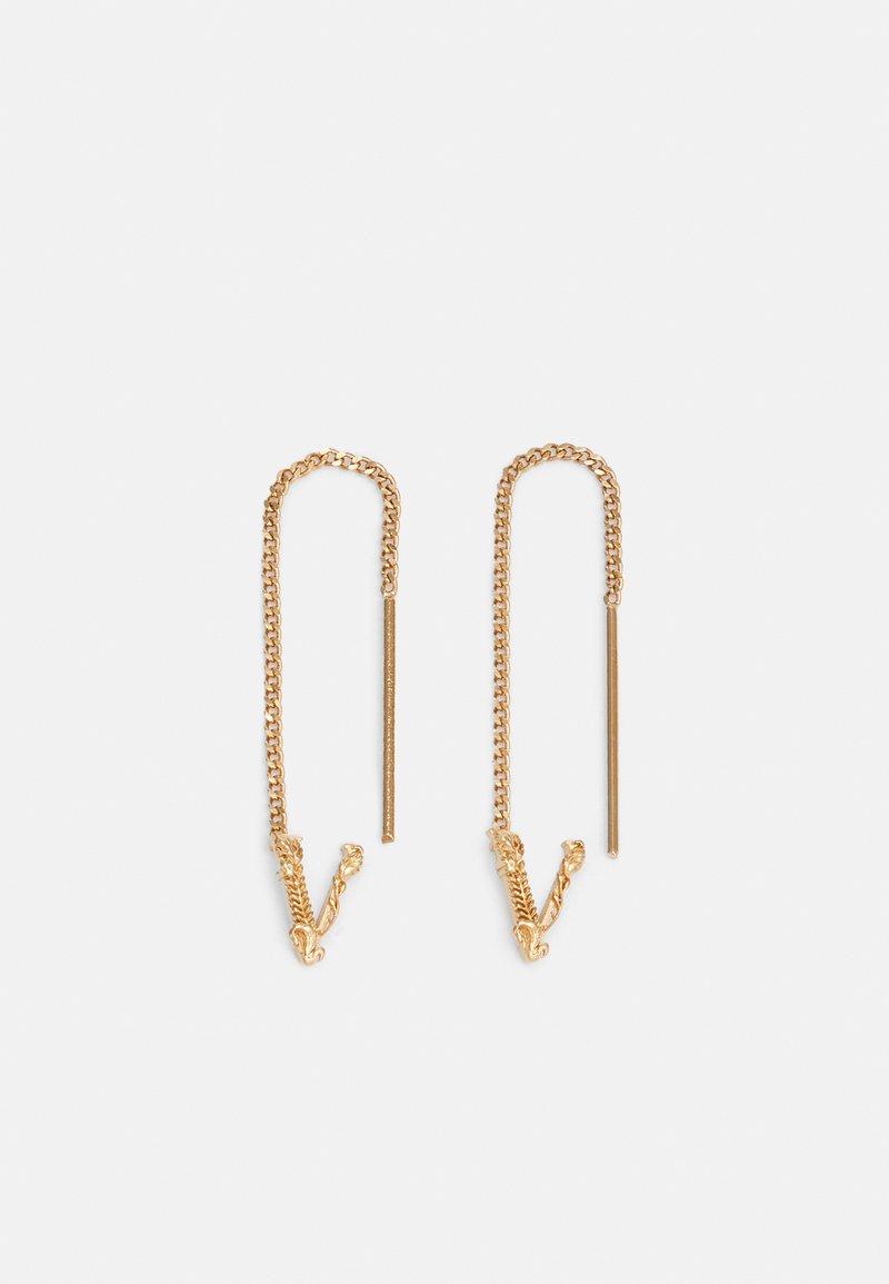 Versace - EARRINGS - Earrings - gold-coloured