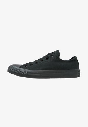 CHUCK TAYLOR ALL STAR OX - Sneakers laag - black