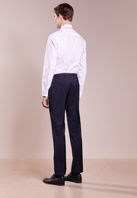 HUGO - SIMMONS - Oblekové kalhoty - dark blue - 2