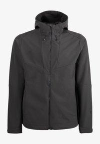 Mammut - Soft shell jacket - phantom - 5