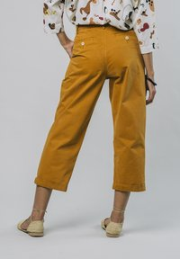 Brava Fabrics - Trousers - orange - 2