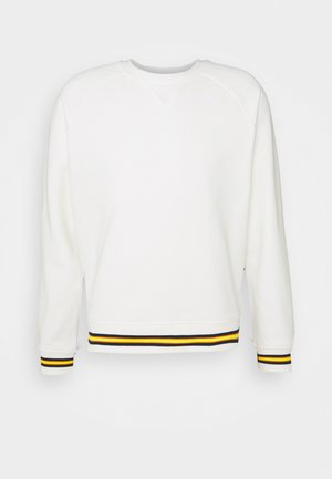 EMANUEL TAPE UNISEX - Sweater - white