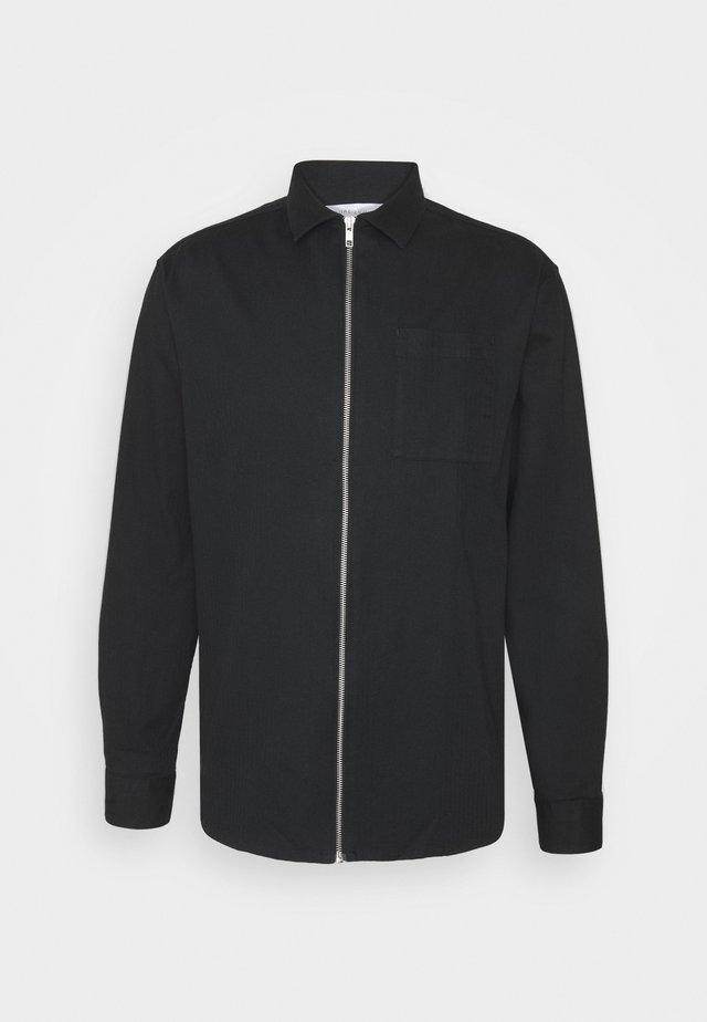 ALVIN - Lett jakke - anthracite black