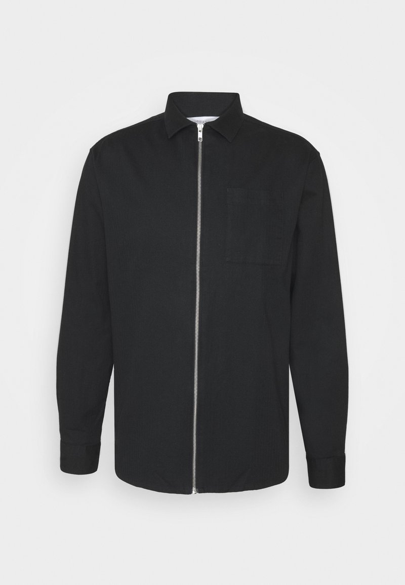 Casual Friday - ALVIN - Summer jacket - anthracite black