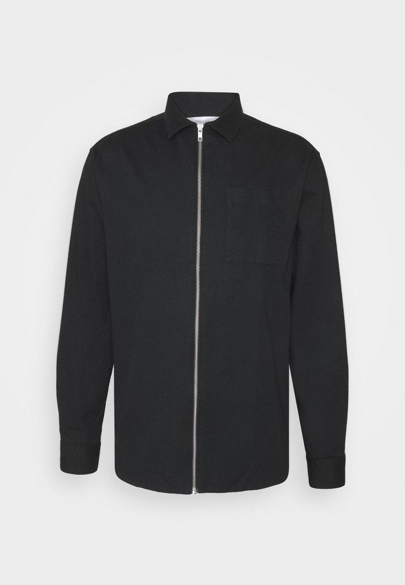 Casual Friday - ALVIN - Lehká bunda - anthracite black