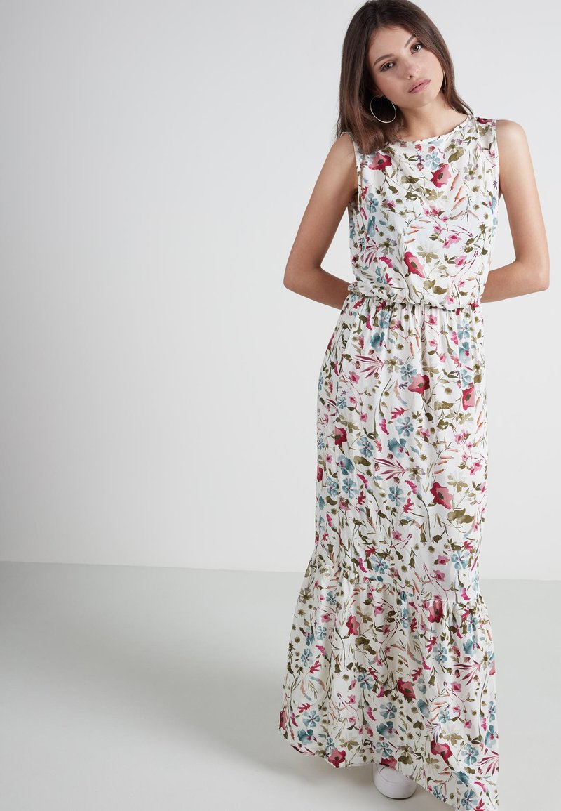 Tezenis - Maxi dress - st.artistic flowers