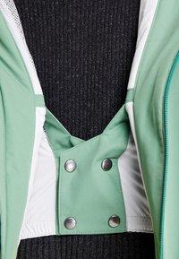 Head - ALPINE JACKET  - Skijakke - forest green/white - 7
