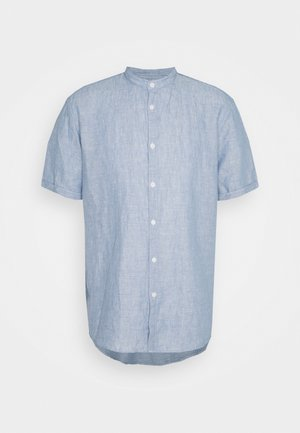 MELANGE - Shirt - grey blue