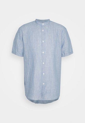 MELANGE - Shirt - grey blue