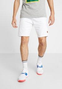 Nike Performance - SHORT HERITAGE - Träningsshorts - white - 0