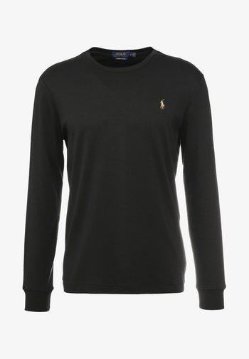 PIMA - Long sleeved top - black