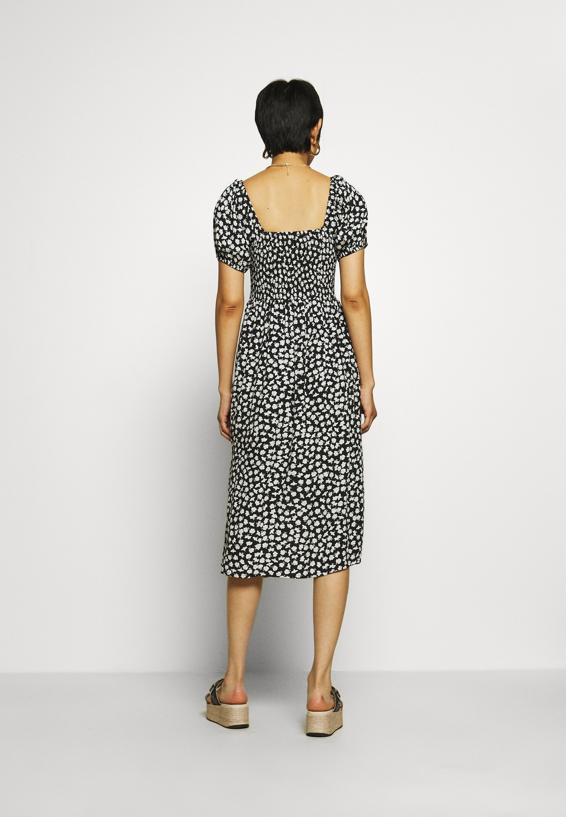 mbyM RINDA - Day dress - black - Women's Clothing KGTlD
