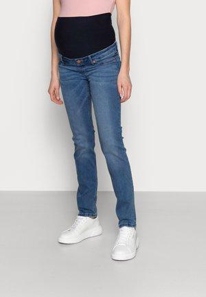 CLARA - Jeansy Skinny Fit - blue