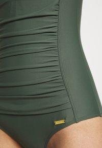 LASCANA - SWIMSUIT - Swimsuit - olive - 3