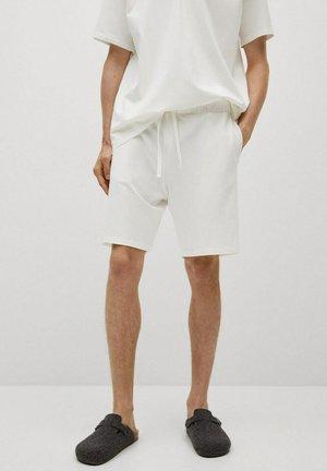 Pyjama bottoms - blanc cassé