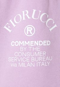 Fiorucci - COMMENDED - Tracksuit bottoms - lilac - 2
