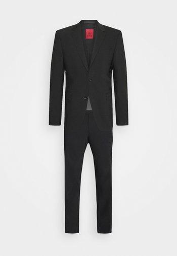 AIDAN MAX SET - Oblek - black