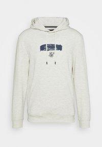 SIKSILK - OVERHEAD HOODIE - Sweatshirt - light grey - 3