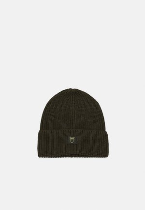 LEAF HAT UNISEX - Čepice - forrest night