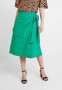 mint&berry - A-line skirt - green - 0