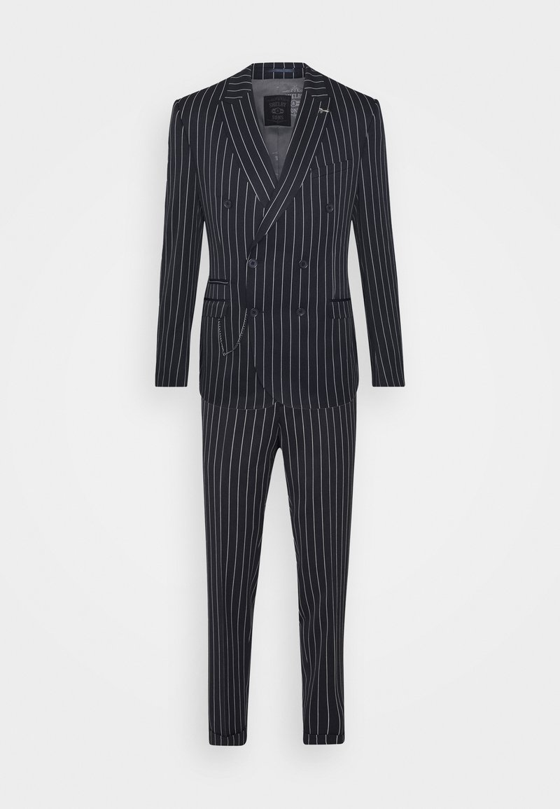 Shelby & Sons - BANCHORY SUIT - Suit - navy